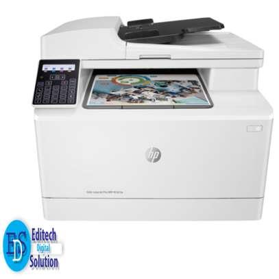 HP Color LaserJet M181fw image 1