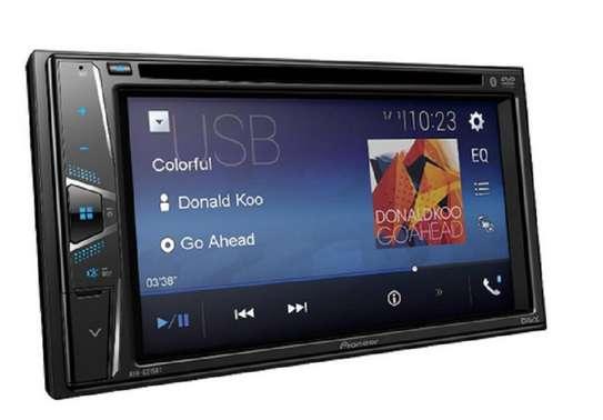 Pioneer AVH-A215BT, 6.2inch AV DVD Car Stereo with Bluetooth,FM, AUX, DVD