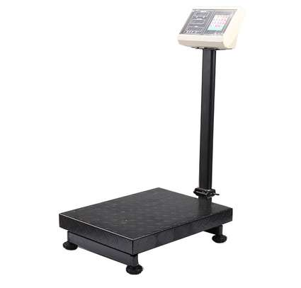 300kg Capacity Digital Weighing Scale Weighing Platform image 1