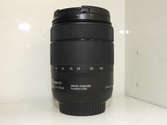 Canon 18- 135 mm image 3
