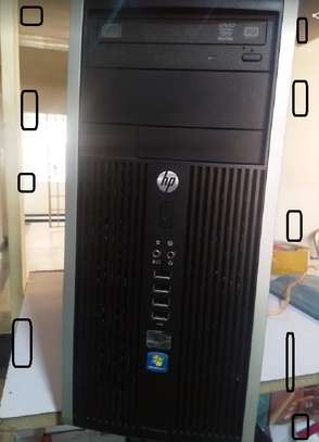 Desktop Computer HP 4GB Intel Core 2 Quad HDD 250GB image 2