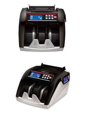Multi Currency Money Counter money detector banknotes detector 5800D image 1