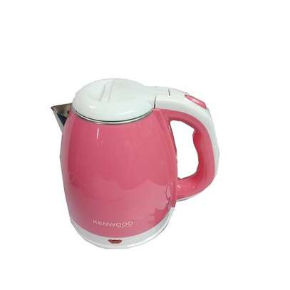 Electric Kettle – 2 Litres – Pink image 1