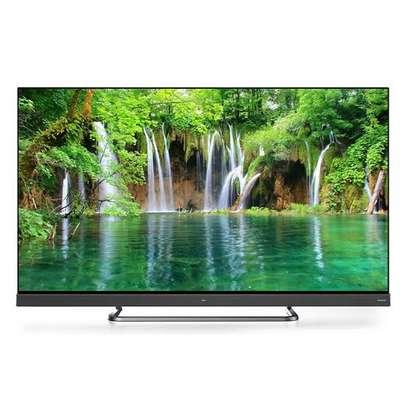 TCL 55 inch Q-LED Android UHD-4K Smart Digital TVs image 1