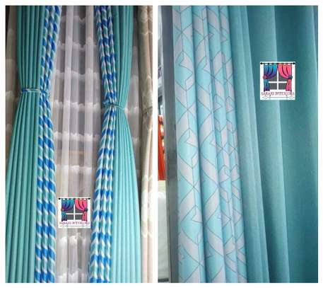 Double Sided Curtain image 1