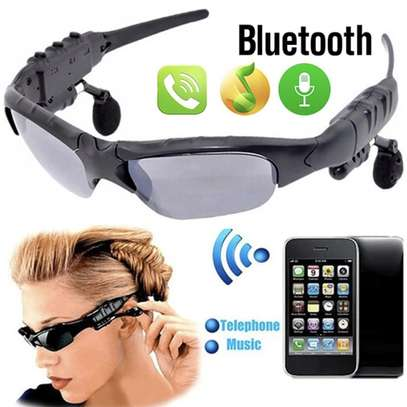 Bluetooth Sunglasses Anti-ray Stereo 4.1 Music Bluetooth image 1