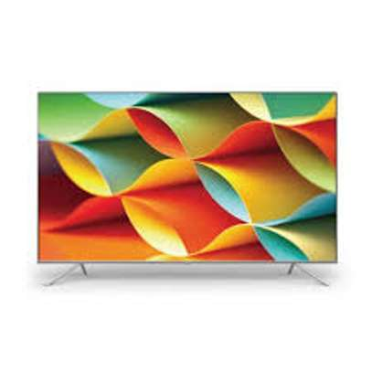 TCL 55 inches Android 55p725 Smart UHD-4K Frameless Digital TVs image 1