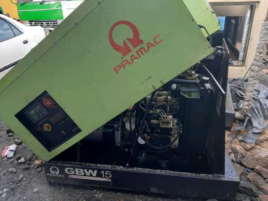 17kva Pramac ex UK power generator for sale and lease