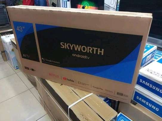 43 inch Syworth Smart Android Full HD image 1