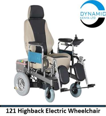 Electric Wheelchair 121 image 1