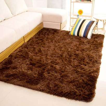 5*8 LUXURIOUS FLUFFY CARPET