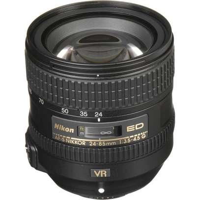 Nikon AF-S NIKKOR 24-85mm f/3.5-4.5G ED VR Lens image 1
