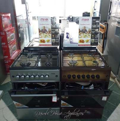 MIKA  60BY60 ALL GAS COOKER