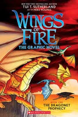 Wings Of Fire image 1