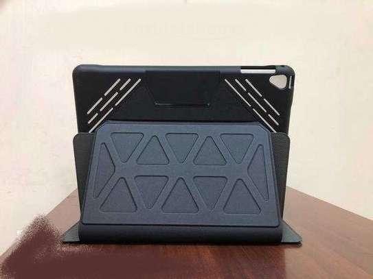 Belk 3D Smart Protection Cover Case For iPad Air 1,Air 2,iPad Pro 9.7,iPad 9.7 2017/2018[iPad 5th Gen/6th Gen] with iPencil Holder image 2