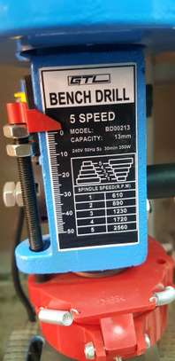 5 speed Bench Drill Electric 13mm image 2