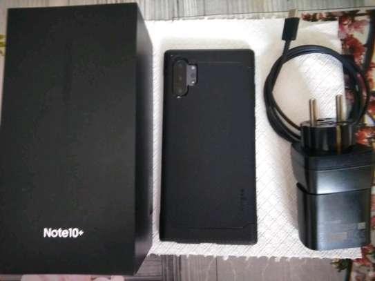 Samsung Galaxy Note 10 Plus 5G 512 Gigabytes Model Under Warranty image 2