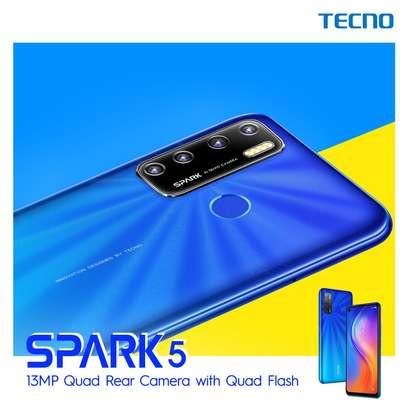 "Tecno Spark 5, 6.6"", 32GB + 2GB RAM (Dual SIM), 5000mAh image 4"