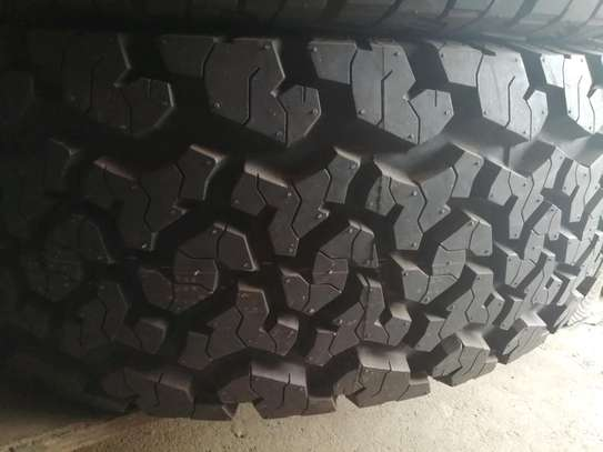 BIGHORN 265/75r16 Mt 10 P.R MAXXIS TYRES image 3