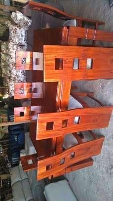 8 seater Mahogany dining tables image 3