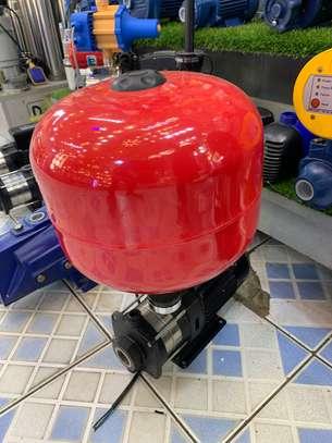 25L Swimming pool filter with pressure gauge image 3