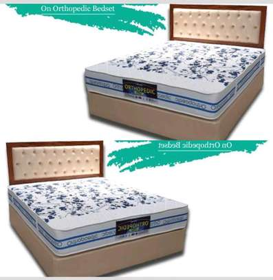 All sizes Orthopaedic/Posturepaedic 10 thick Quilted brand new MATTRESS free delivery image 3
