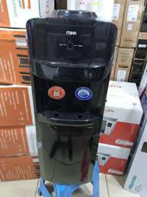 Mika hot and cold water dispenser with child lock image 1