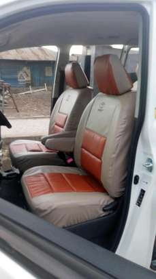 Industrial area car seat covers image 3