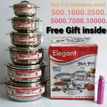 10Pcs Elegant Hot pots image 1