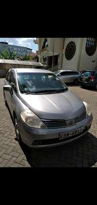 Clean - Nissan Tiida - Lady Driven Saloon Car image 3