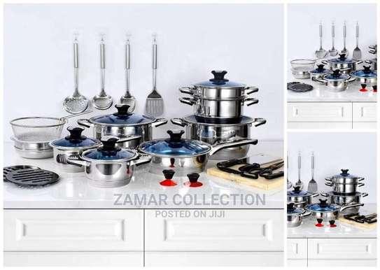 30pc Marwa Cookware image 1