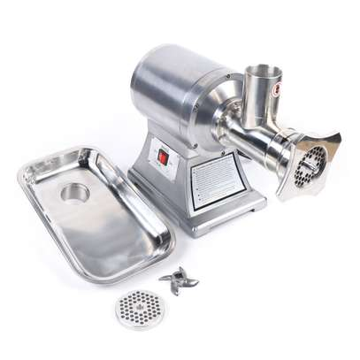 The meat grinder is perfect for butcheries and supermarkets, chinese restaurant, delis and pizza shops. image 1