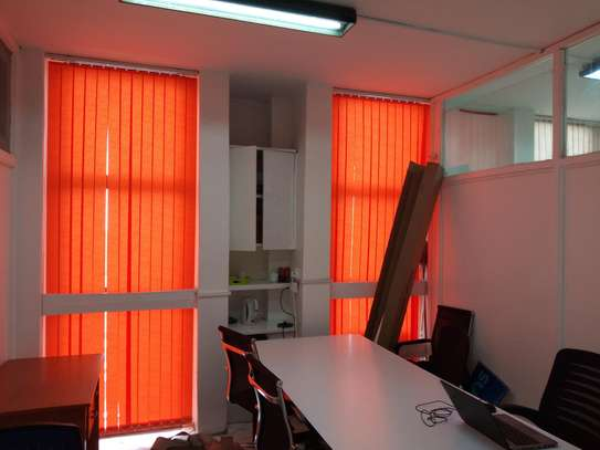 Office vertical Window Blinds image 7