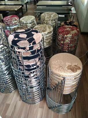 Stackable stool image 1
