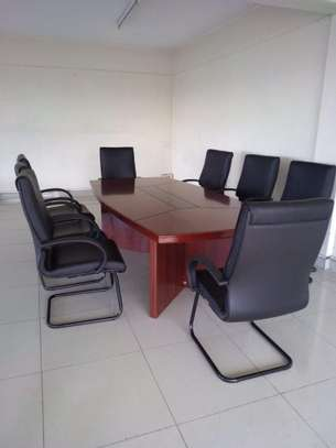 2.4 Metre 8-Seater Boardroom Table image 1