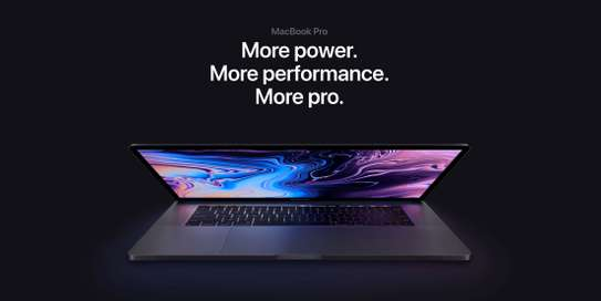 15 Inch MacBook Pro Intel Core i9 Touch bar (Brand New) image 2