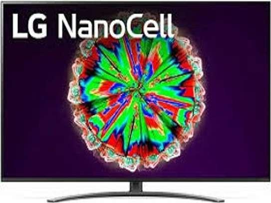 "LG 65"" NANOCELL SMART TV,VOICE CONTROL,MAGIC REMOTE,WI-FI,NETFLIX,VOICE RECOGNITION,YOUTUBE-65NANO90VNA-BLACK image 1"