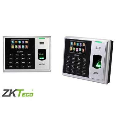 Zkteco Cheap Biometric Time Attendance Terminal - UA300 image 2