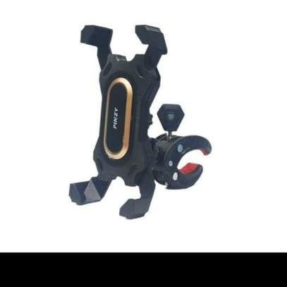 Pinzy C001 Motorcycle and Bike Phone Holder image 1