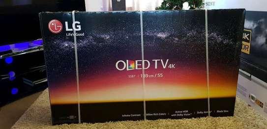 LG 55 Inch 4K Ultra HD OLED Smart TV - 55B7V. Call Now image 3