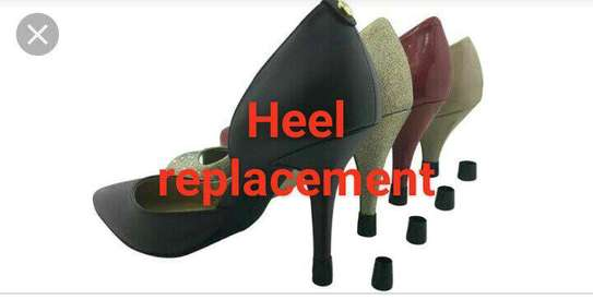 Shoe repair shop in Nairobi CBD/ fundi was viatu / shoe maker image 1