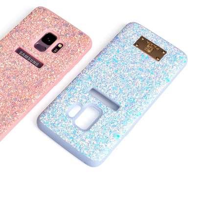 Puloka Glitter BackCover For Samsung -Ultimate Tech image 4