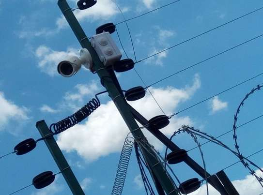 CCTV security systems  and Electric Fences Installation