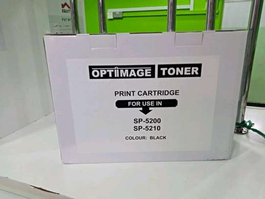 Best ricoh sp5200 toner image 1