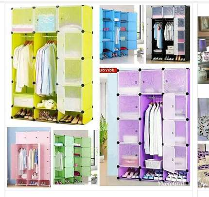 Plastic wardrobes image 2