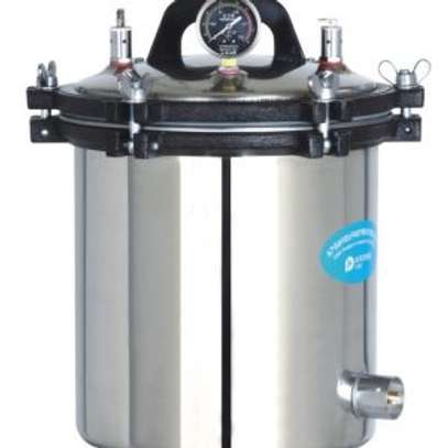 AUTOCLAVE MACHINE | AUTOCLAVE STERILIZER MACHINE | LABORATORY AUTOCLAVE MACHINE -18LTRS
