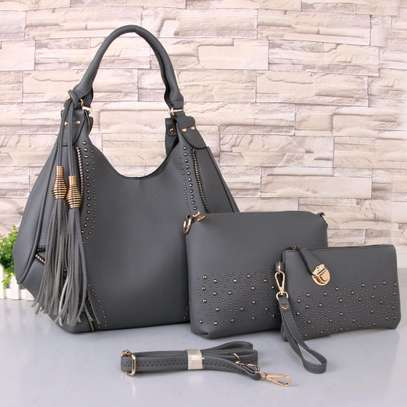3 in 1  leather handbag image 3