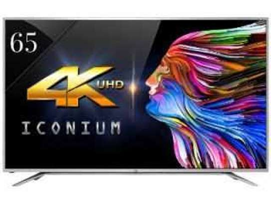 Vision 55 inches Android Smart UHD-4K Digital Tvs image 1
