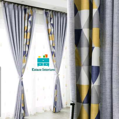 QUALITY CURTAINS WITH SHEERS image 2