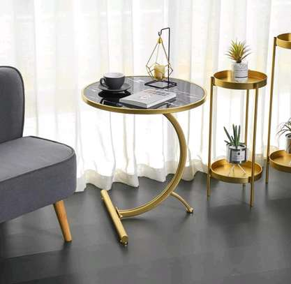 NORDIC MARBLE TABLES image 1